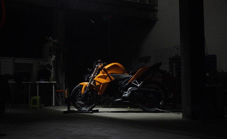 Evoke Motorcycles 1