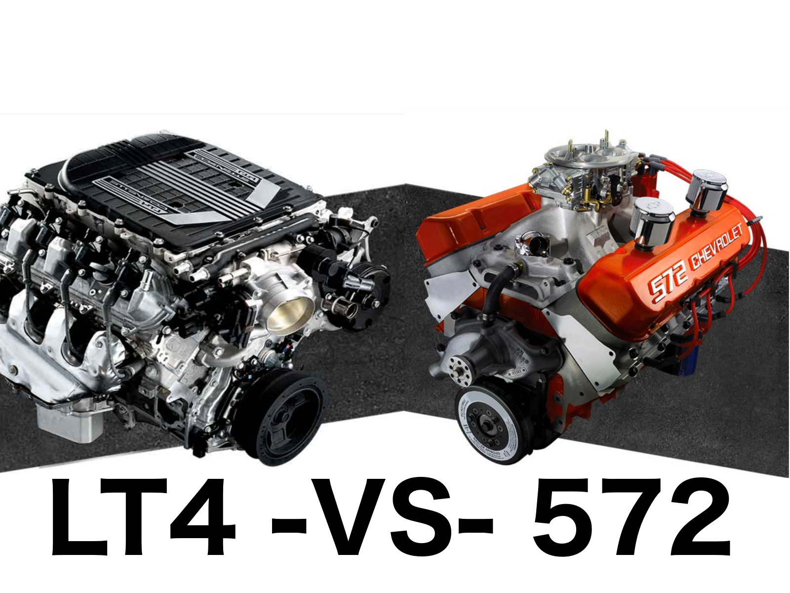 Gearheads Lt Vs Crate Engines on Gm Performance Crate Engines