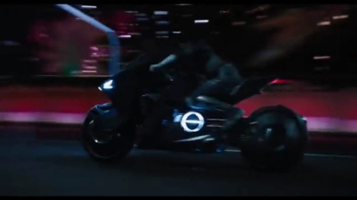 Ghost In The Shell Motorcycle 3