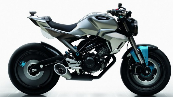 More Than A 150cc Grom: The 150SS Concept 1