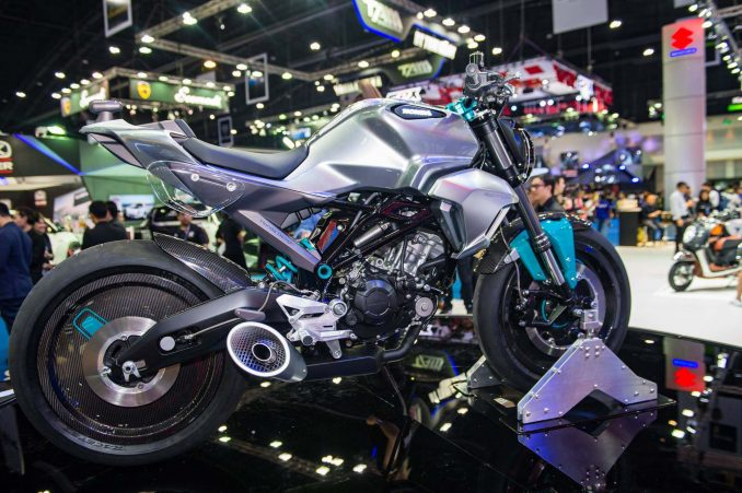 More Than A 150cc Grom: The 150SS Concept 2