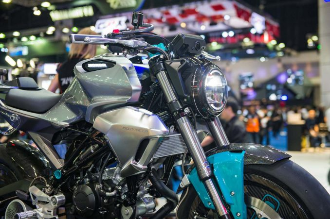 More Than A 150cc Grom: The 150SS Concept 6