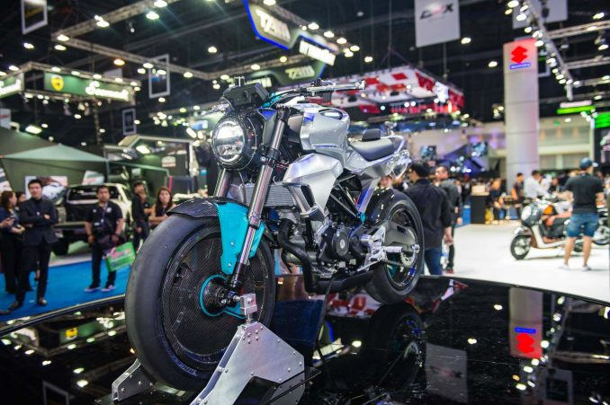 More Than A 150cc Grom: The 150SS Concept 3