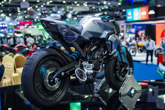 More Than A 150cc Grom: The 150SS Concept 4