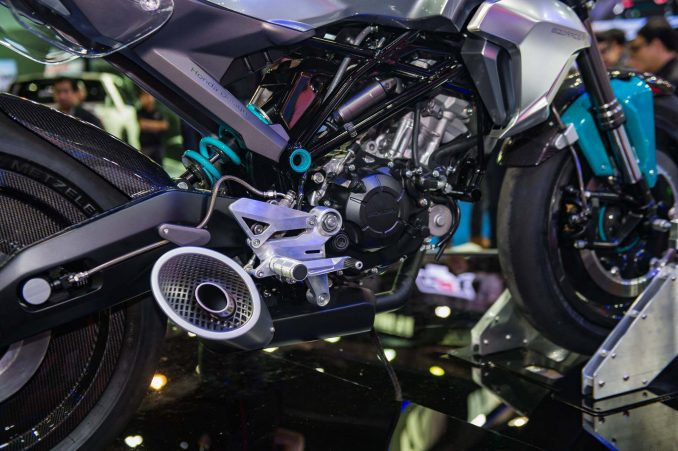 More Than A 150cc Grom: The 150SS Concept 5