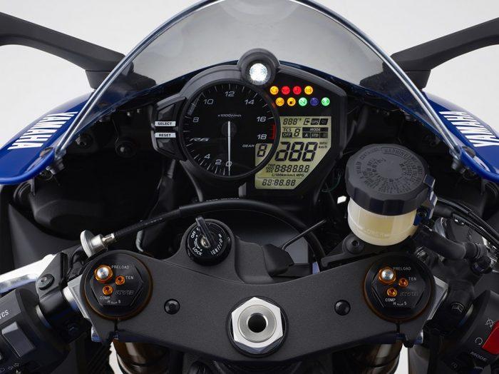 2017 Yamaha R6 Price 5