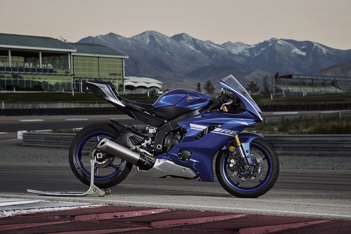 2017 Yamaha R6 Price 12