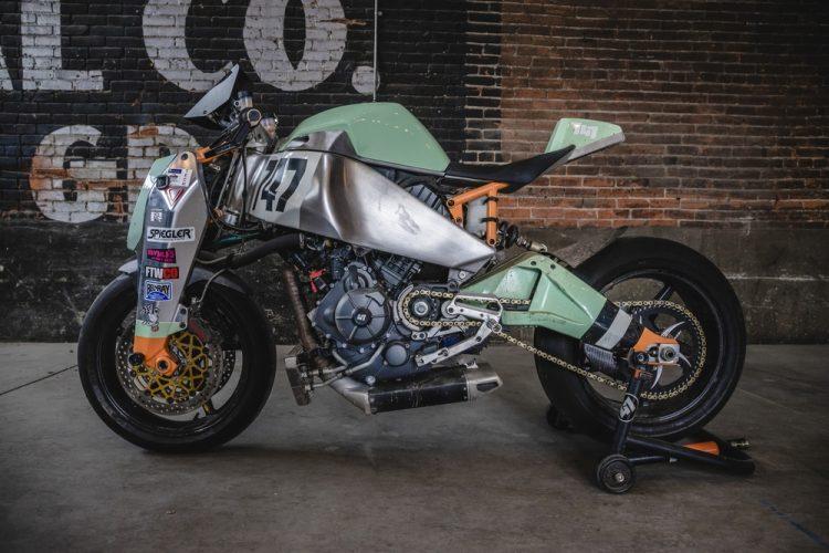 Ronin Motorworks - Ronin Motorcycle 8