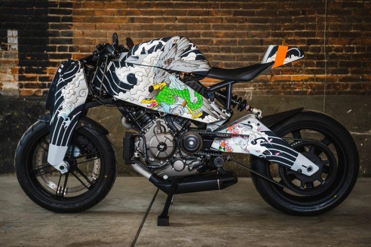 Ronin Motorworks - Ronin Motorcycle 7