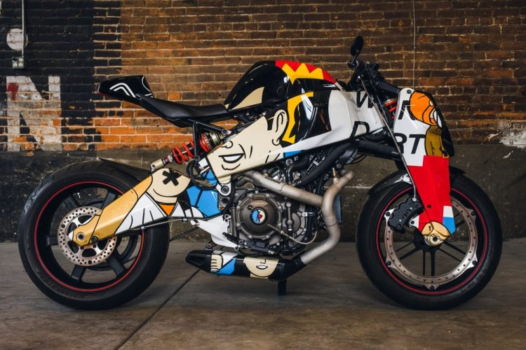 Ronin Motorworks - Ronin Motorcycle 2