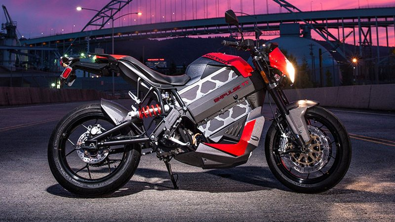 Polaris Electric Motorcycle 3
