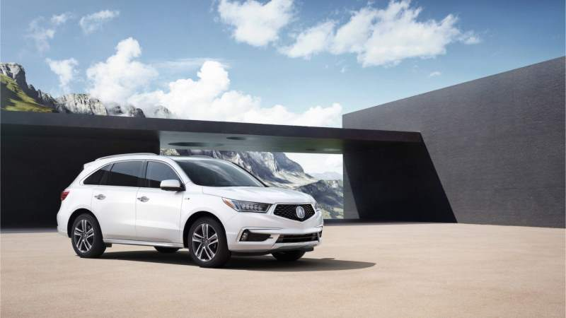 2018 acura mdx sport hybrid. wonderful acura acura mdx sport hybrid does not have to be all boring intended 2018 acura mdx sport hybrid d
