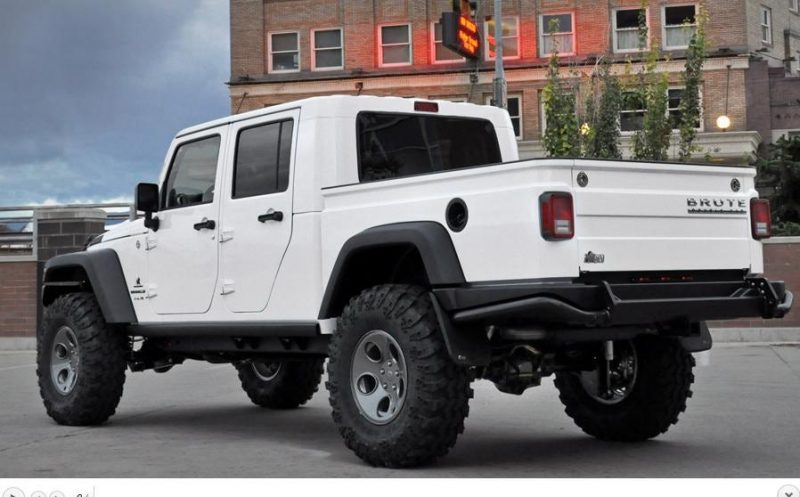 If You Really Can T Wait There Are A Few Very Expensive Conversion Kits For The Cur Wrangler That Give Pickup Versatility