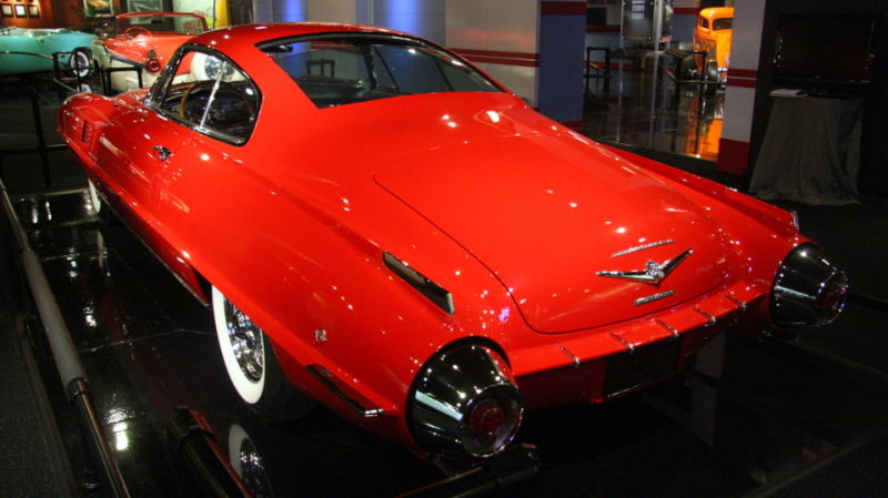 Ghia Car Concepts - DeSoto Adventure II