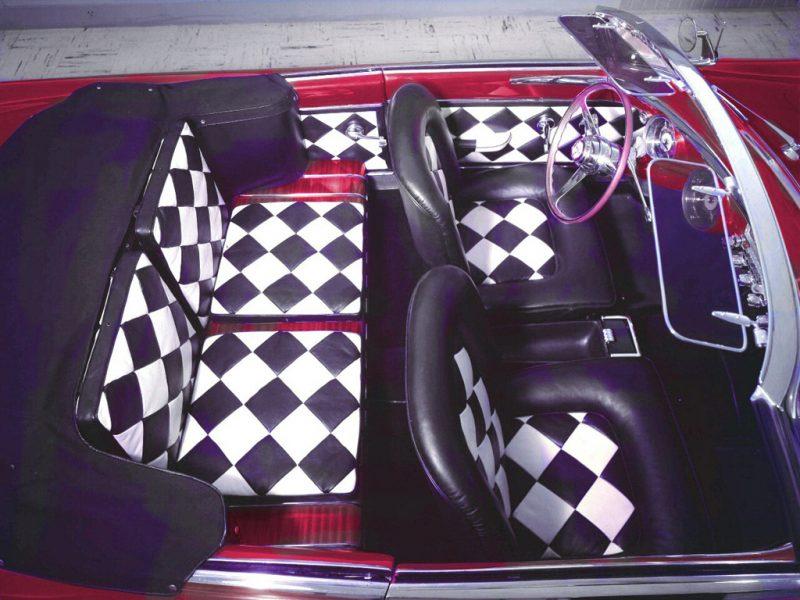 Ghia Car Concepts - Dodge Firearrow IV