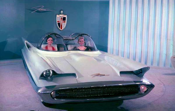 Ghia Car Concepts - Lincoln Futura