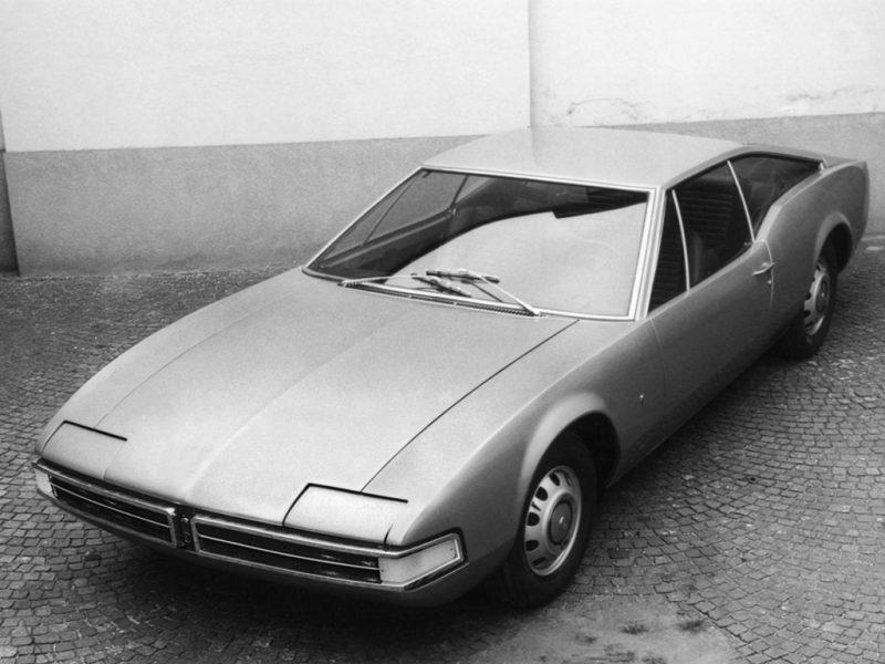 Ghia Car Concepts - Oldsmobile Thor