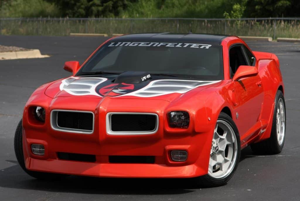 2020 Pontiac GTO Limited Edition - Minus The Pontiac Part