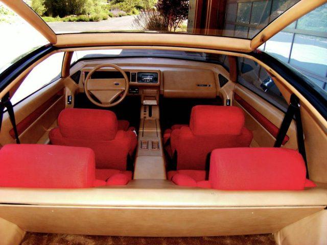 Ghia Car Concepts - Ford Probe I 2