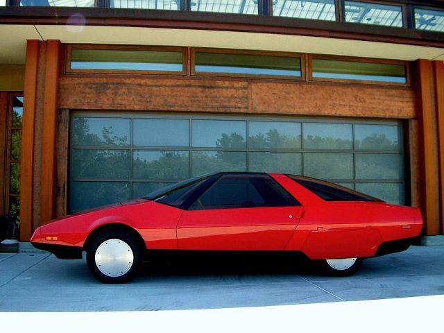Ghia Car Concepts - Ford Probe I 3