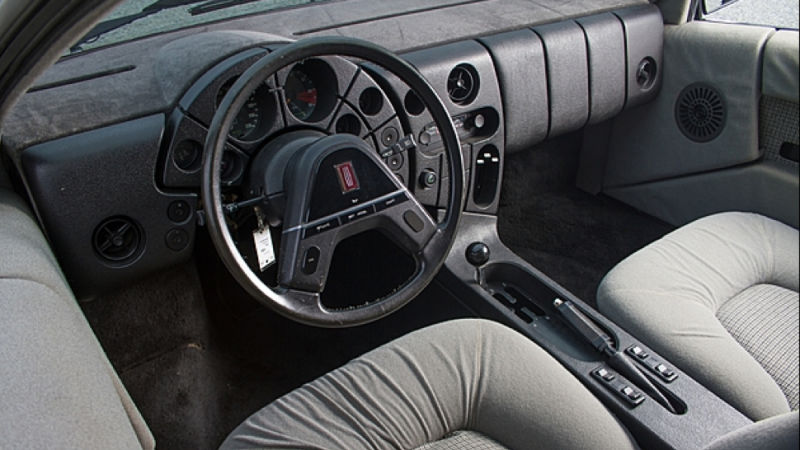 Ghia Car Concepts - Lincoln Quicksilver 2