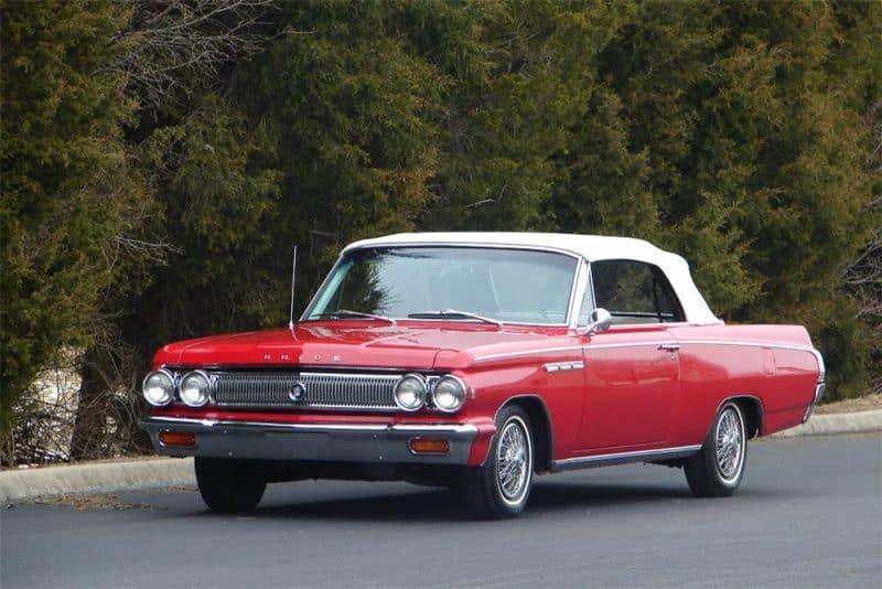 Old School Buick - 1963 Buick Special Skylark