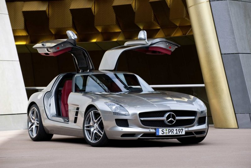 SLS AMG Has No Direct Successor, And That May Be For The Best. It Certainly  Wasnu0027t Easy Following In 300 SLu0027s Footsteps, But SLS Performed Admirably.