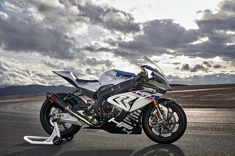 Limited Edition BMW HP4 RACE 3