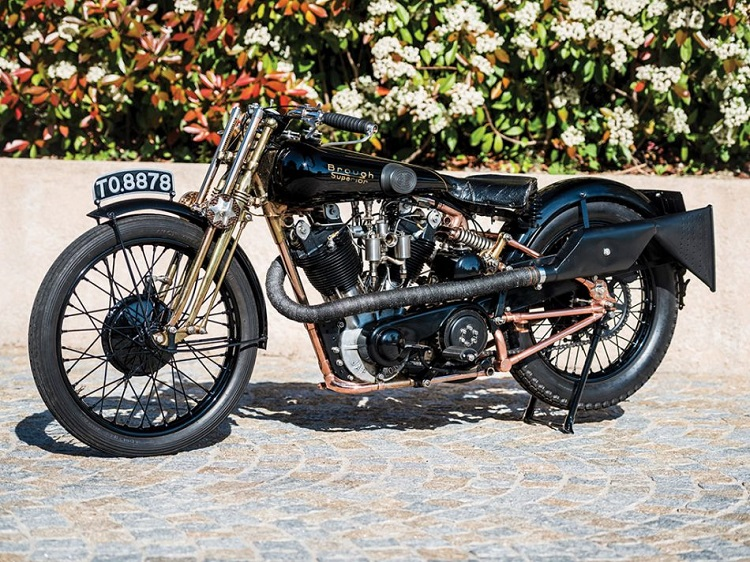 Brough Superior Motorcycle For Sale 1