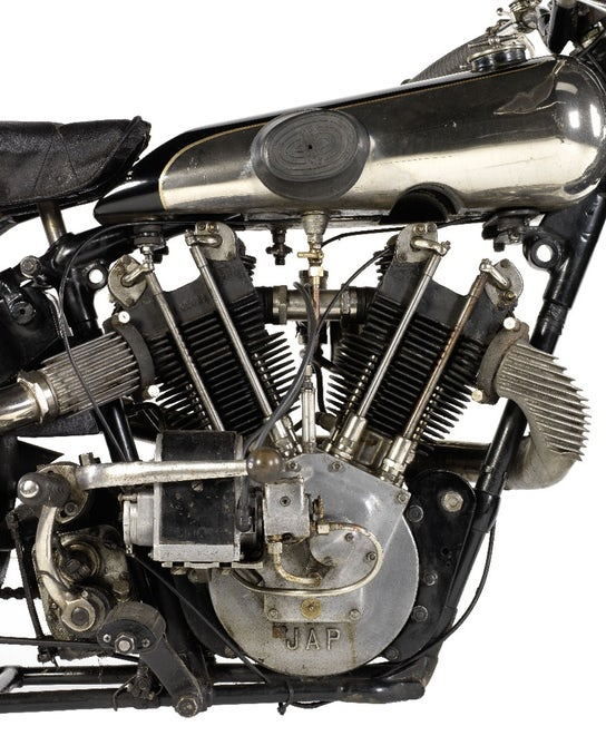 Brough Superior Motorcycle For Sale 5