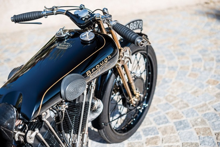 Brough Superior Motorcycle For Sale 3