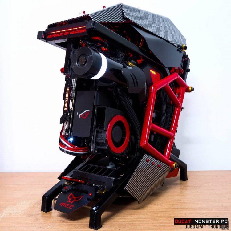 Ducati Monster PC 3