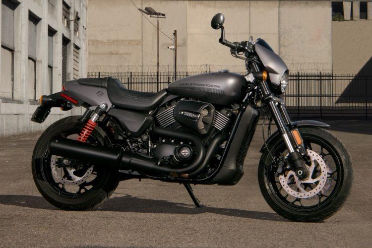 Harley Davidson Sales Down 2
