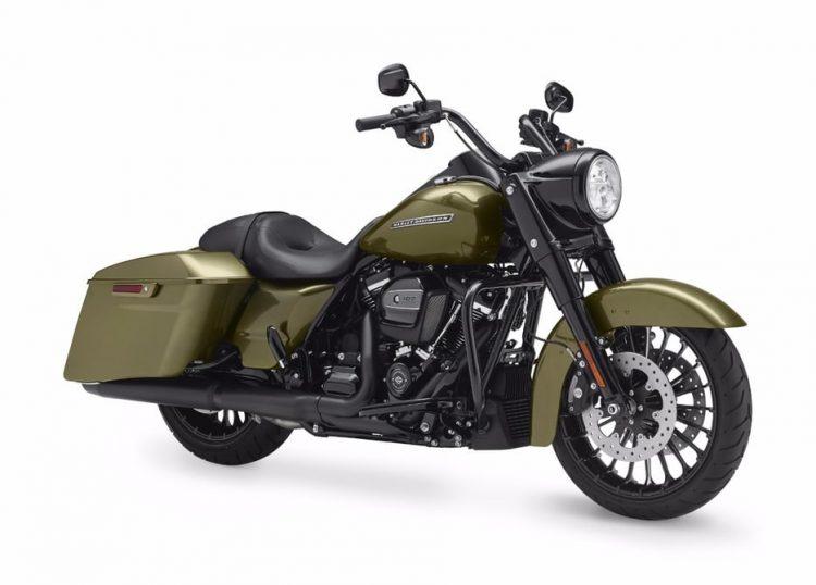 Harley Davidson Sales Down 3