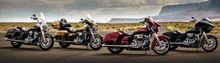 Harley Davidson Sales Down 1