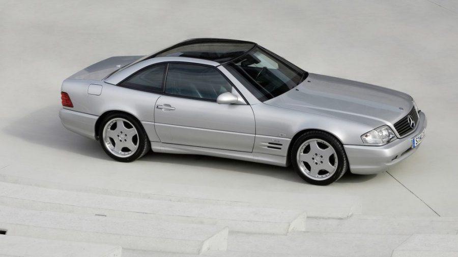 1999-2001 Mercedes SL 73 AMG