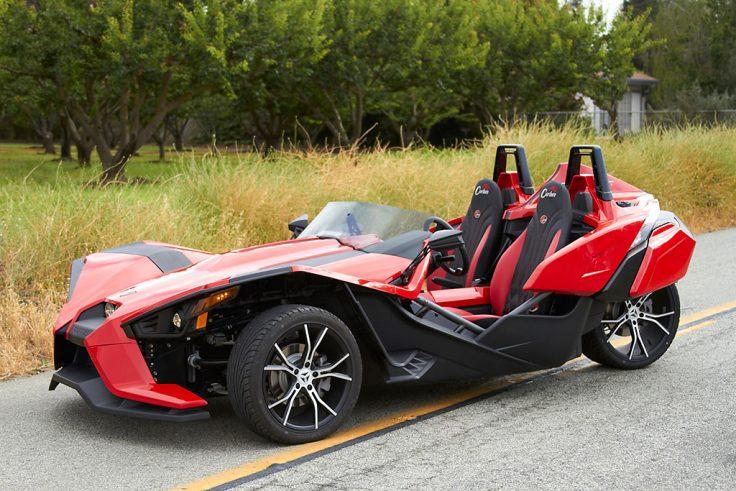Polaris Slingshot Bike Car? 4