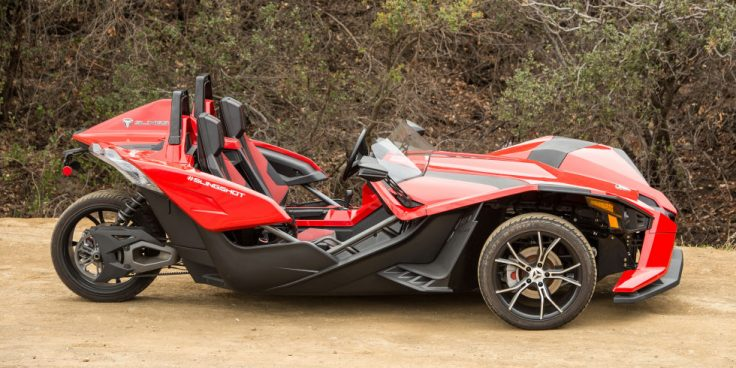 the polaris slingshot is not a bike according to two. Black Bedroom Furniture Sets. Home Design Ideas