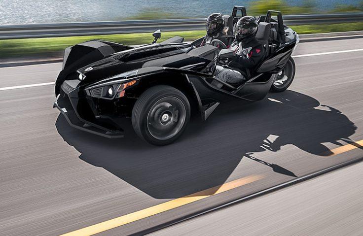 Polaris Slingshot Bike Car? 6
