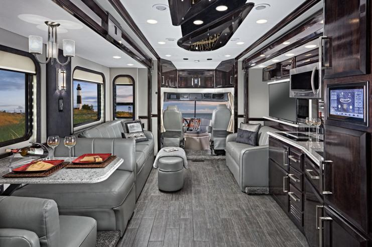 Top 11 Most Outrageous RVs Money Can Buy