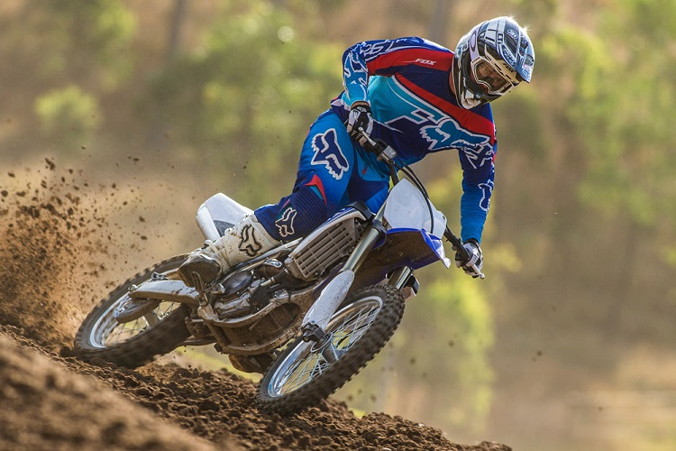 Kicking Up Some Mud