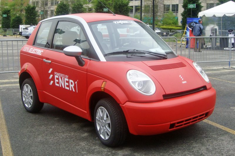 Electric Cars That Failed To Think City