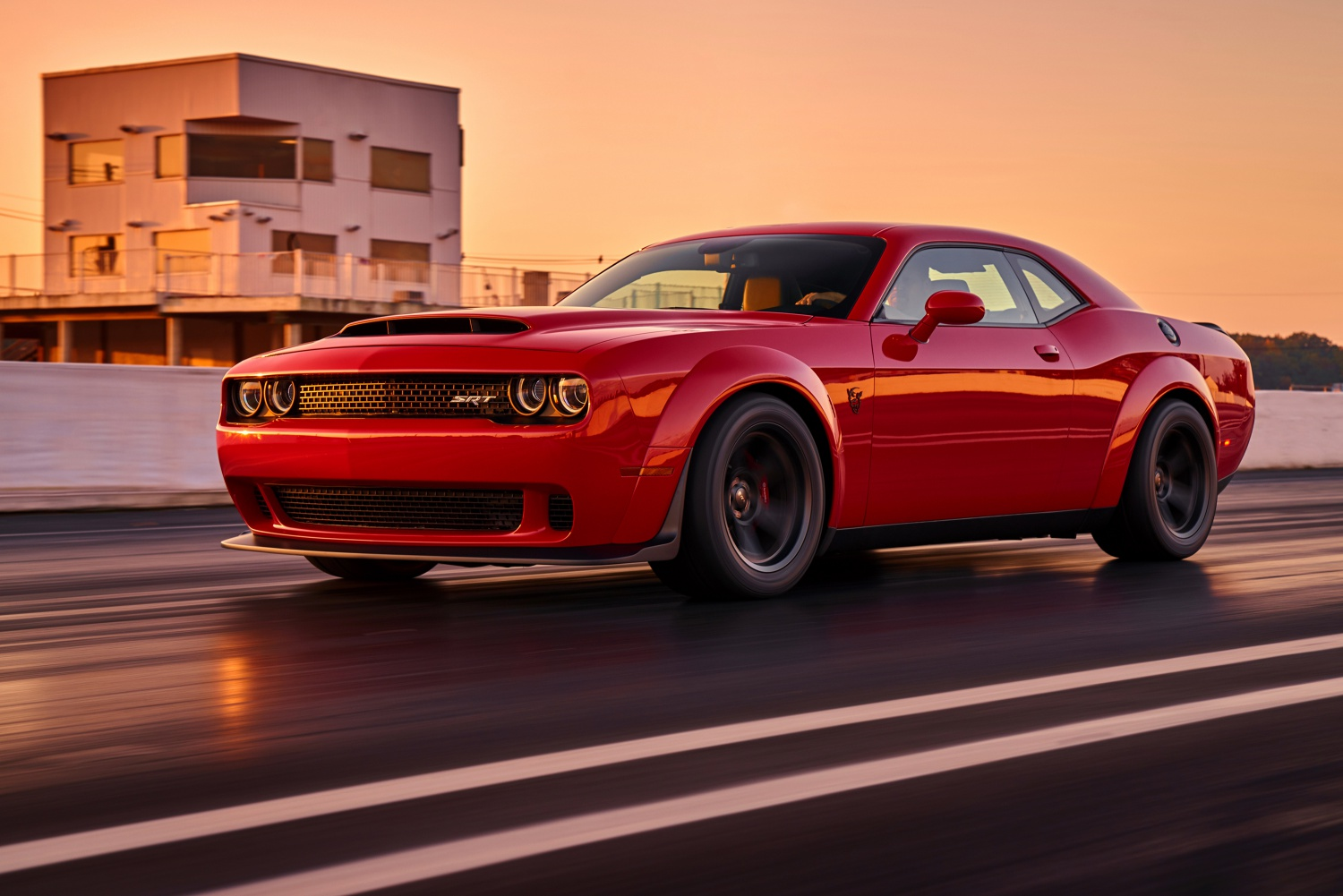 840hp 2018 Dodge Challenger SRT Demon