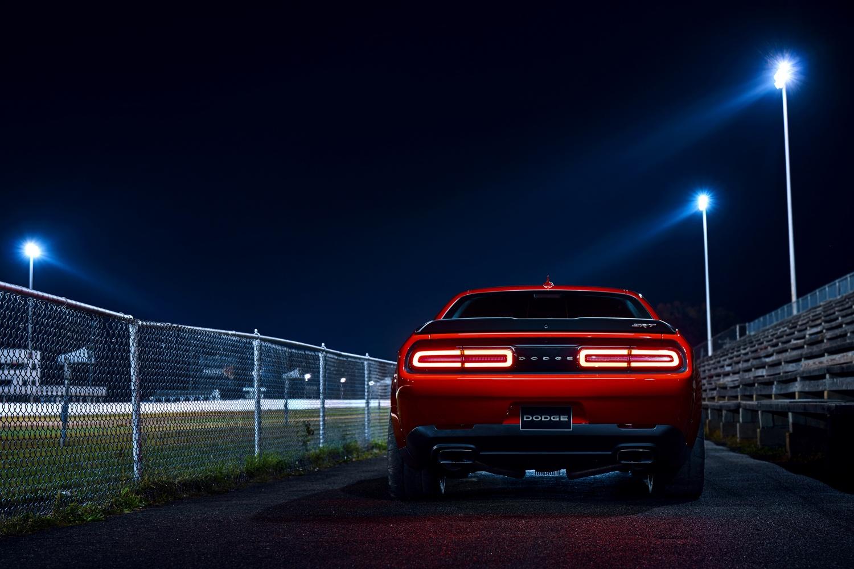 Dodge Challenger SRT Demon Is The Fastest Quarter Mile Car
