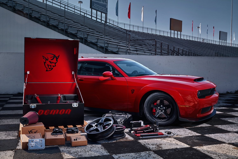 840hp 2018 Dodge Challenger SRT Demon