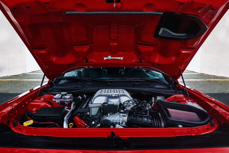 dodge demon quarter mile car in production