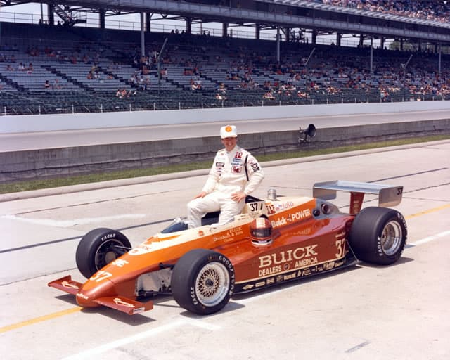 Buick Race Car - 1984 Buick/March Indy Car