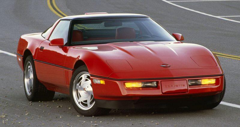 1989 Chevy Corvette ZR-1