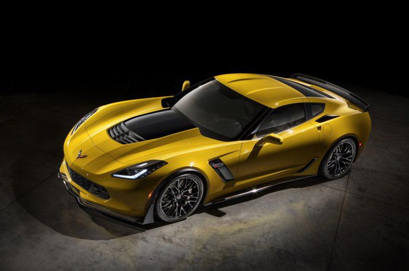 2015 Corvette C7 Z06 (Z07 Performance Package)
