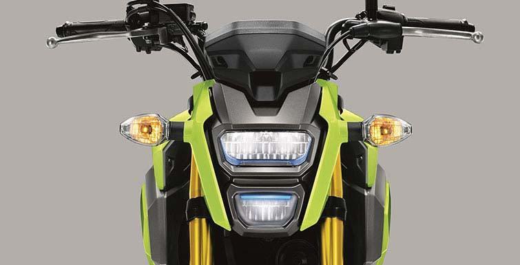 2018 Honda Grom Headlight
